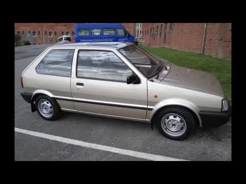 Nissan Micra 1990 LS 1.0 Premium