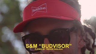 "Trevor Sigloch flexes the new S&M budvisor.  One size fits all, get yours today!http://www.sandmbikes.com/product/merch/bud-visor/Featuring:Trevor Sigloch - @trevvysiklocksFilmed/Edited:Tony Malouf - @tonymaloufMusic: Blanco Billions - ""white ~"""