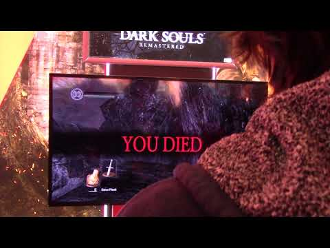 5 Minutes of Dark Souls Remastered for Nintendo Switch Gameplay (PAX East 2018)