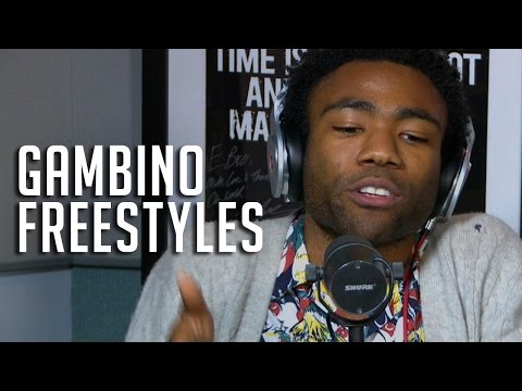 freestyle - Donald Glover, aka Childish Gambino kicks a REAL Freestyle CLICK HERE TO SUBSCRIBE: http://bit.ly/12lN6vb HOT97: http://www.hot97.com TWITTER: https://twitte...