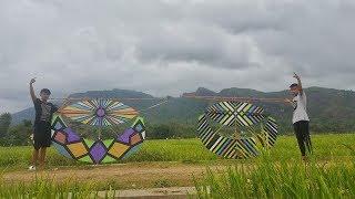 Layang-layang terbaik Trenggalek,(Recap Vlog) The best kites, our cultural kites