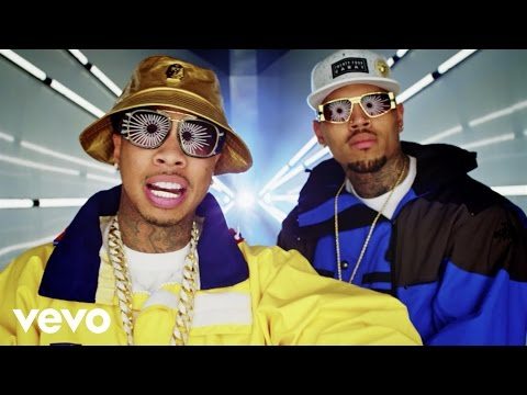 "New Video: Chris Brown & Tyga ""Ayo"""