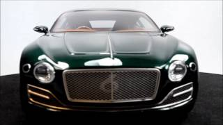 GT Spirit Bentley EXP 10 Concept