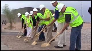 Edison Road Extension Groundbreaking Ceremony