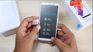 Video Vivo V7 Unboxing, Hands on, Camera, Features, India Price | Better Than Oppo F5 ? MP3, 3GP, MP4, WEBM, AVI, FLV November 2017