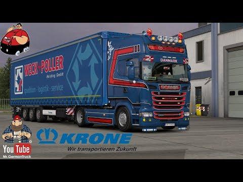 Krone MegaLiner 2017 by Sogard3 v2.5