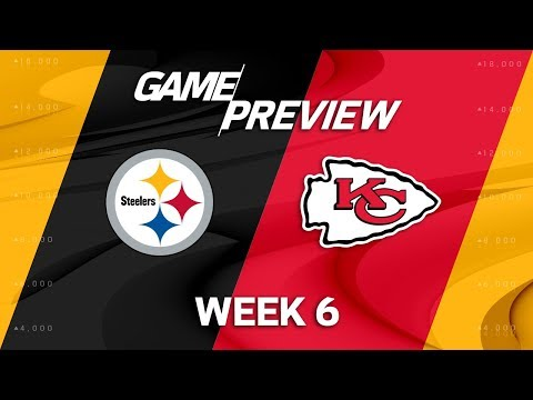 Video: Pittsburgh Steelers vs. Kansas City Chiefs | Week 6 Game Preview | Move the Sticks