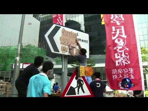 时事大家谈:占中引发冲突,香港政改前途茫茫?