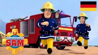 Feuerwehrmann Sam Deutsch  Cartoon für Kinder  Rettungsaktion Feuerwehr Station ▻ Hier klicken um Feuerwehrmann Sam zu abonnieren ...