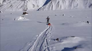 Winter Carpe: Traleika Crevasse