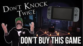 Nonton Don't Knock Twice Review for Nintendo Switch - DON'T BUY THIS GAME! | RGT 85 Film Subtitle Indonesia Streaming Movie Download