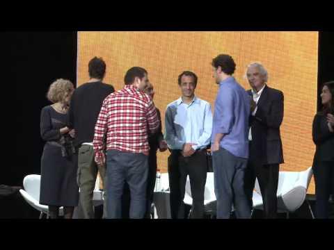 Innovar 2013 - entrega de premios