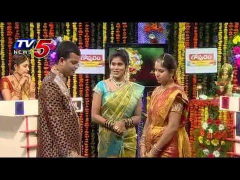 Couples Special | Sravana Snehitha | Part 2 : TV5 News 22 August 2014 05 PM