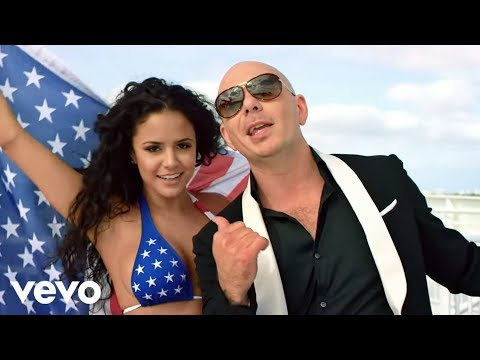 My New Jam - Pitbull's New Song (Which Is Actually A Commercial) Is Awesome!