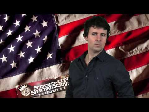 Pete Lee - Comedy Central Showdown - Lewis Black Smear Campaign