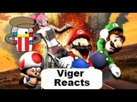 Viger Reacts to SMG4's \