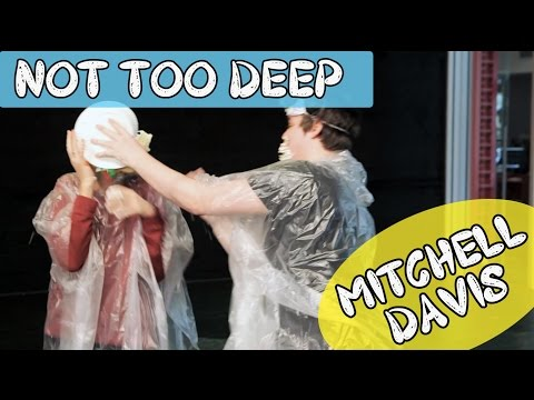 too - Brand new episode of Not Too Deep with MITCHELL DAVIS! Subscribe to the podcast and listen to the full interview: http://www.itunes.com/nottoodeep SUBSCRIBE TO MITCHELL: http://www.youtube.com/live...