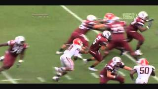 Justin Houston vs South Carolina vs  ()