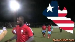 Atlanta Lone Star ( Liberia) VS Atlanta Mexico Soccer Game @ Atlanta Silverbacks Park 1-15-2012 Atlanta Amateur Soccer.