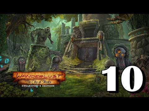Let's Play - Wanderlust 2 - The City of Mists - Part 10