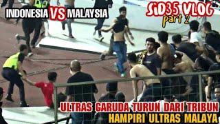 Video Full Suasana Dalam Stadion GBK, Indonesia vs Malaysia 2-3 | SID35 Vlog Part 2 MP3, 3GP, MP4, WEBM, AVI, FLV September 2019