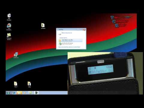 Zalman ZM-VE300 USB 3.0 Virtual Drive External HDD Case Review By TimsComputerFix.net