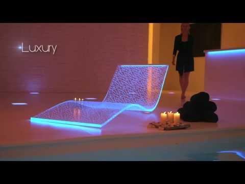LED Lounge Chair