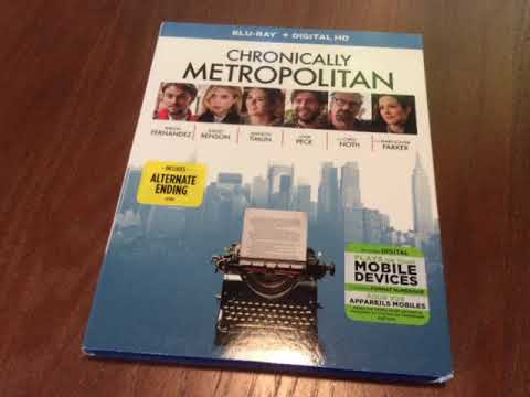 Critique du film Chronically Metropolitan en format Blu-ray