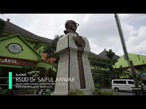 VIDEO PROFIL RSUD DR. SAIFUL ANWAR MALANG