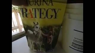 How to make a Trash Basket out of Animal Feed BagsThis is a long 11 minute video.  Tried my best to keep it short.