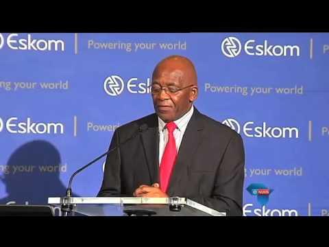 Eskom-bestuur geskors, ondersoek begin / Eskom management suspended, probe starts