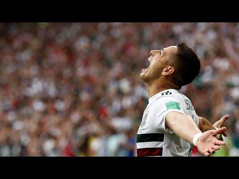 Fußball-WM: Mexiko siegt gegen Südkorea 2:1