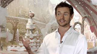 Nonton Legends Of Oz  Dorothy  S Return  Hugh Dancy On Set Movie Interview Film Subtitle Indonesia Streaming Movie Download