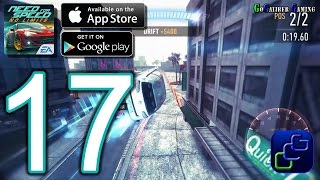 NEED FOR SPEED No Limits Android iOS Walkthrough - Part 17 - Car Series: German Precision: Chapter 1, EA Games, video games