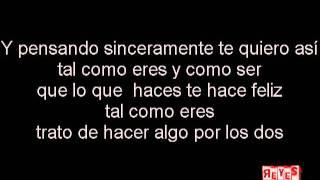 """Gerardo Ortiz ft Kevin Ortiz """"Tal Como Eres"""" (letra) - YouTube"""