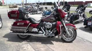 1. 635563 - 2009 Harley Davidson Ultra Classic FLHTCU - Used motorcycles for sale