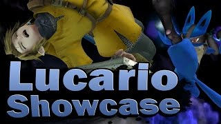 Start the new year off with a Lucario showcase, courtesy of Izaw & friends