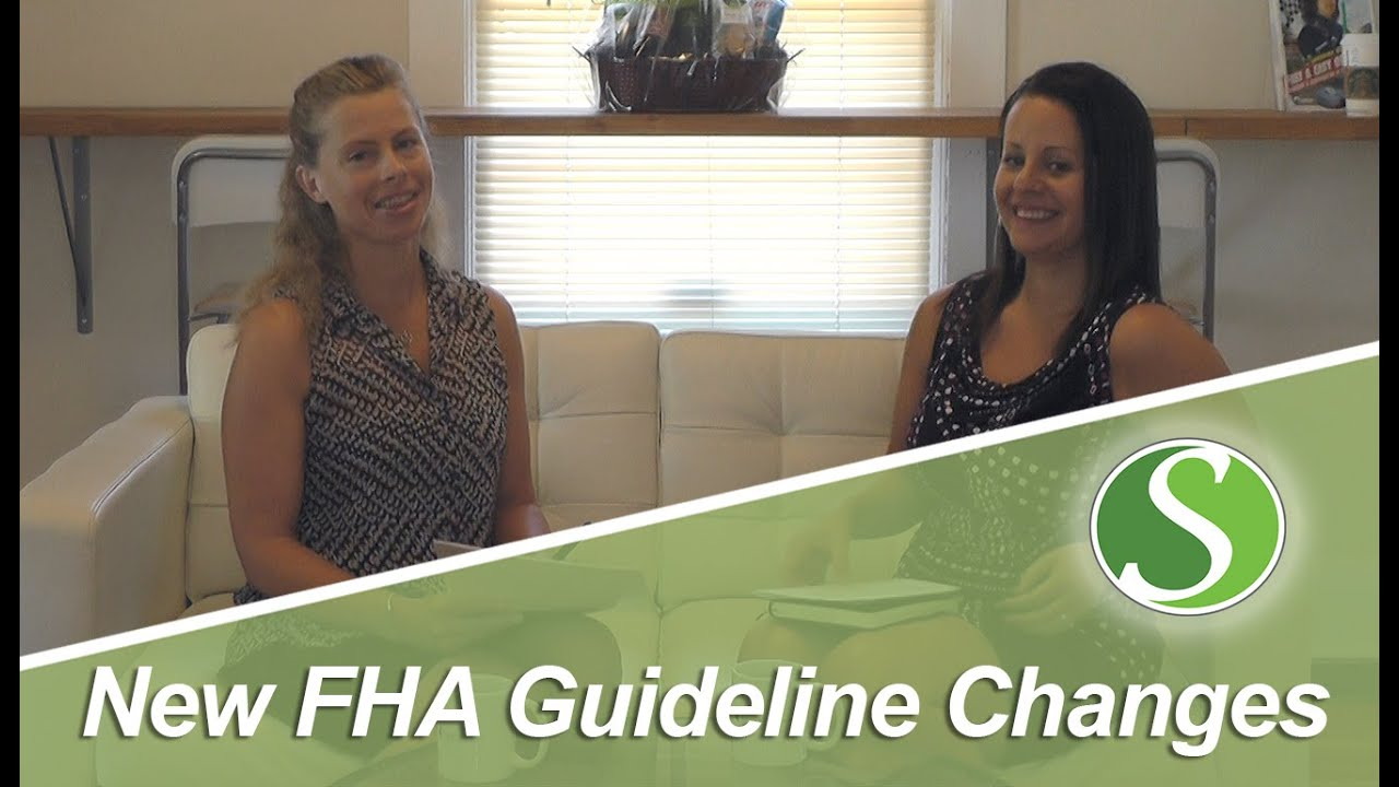 How Will Changing FHA Guidelines Affect You?