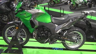 1. Kawasaki Versys-X 300 (2019) Exterior and Interior