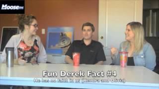 Coffee Break: A Conversation With Derek
