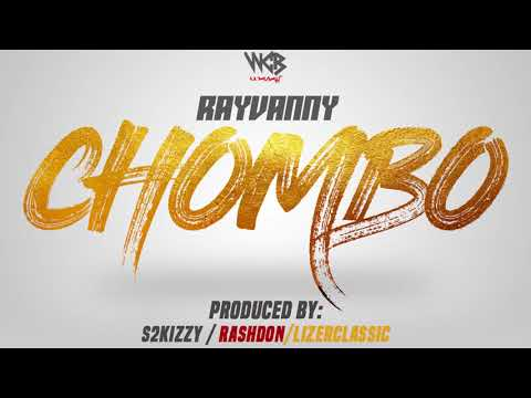 Rayvanny - Chombo (Official Audio)