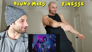 Video Bruno Mars - Finesse (Remix) [Feat. Cardi B] [REACTION] download in MP3, 3GP, MP4, WEBM, AVI, FLV January 2017