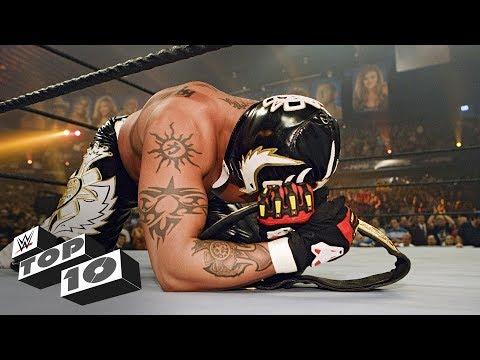 Rey Mysterio's Greatest WWE Moments: WWE Top 10, Feb. 3, 2018