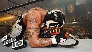 Video Rey Mysterio's greatest WWE moments: WWE Top 10, Feb. 3, 2018 MP3, 3GP, MP4, WEBM, AVI, FLV Juli 2018
