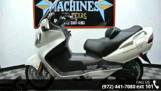 3. 2012 Suzuki Burgman 650 Executive ABS  - Dream Machines o...