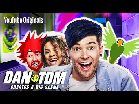 Save The Show  - DanTDM Creates a Big Scene (Ep 1) - Thời lượng: 11:34.