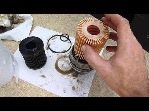 Oil change lexus снимок