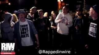Rapped In Wire | Lumanes vs. Kaotik