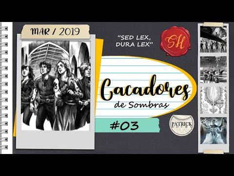 O que são os Caçadores de Sombras (Shadowhunters #01) | Patrick Rocha