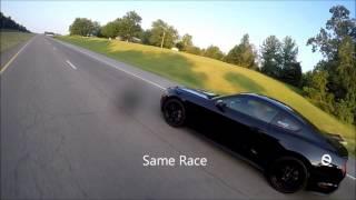 9. 2016 Mustang GT 5.0 VMP VS 2012 Yamaha R6